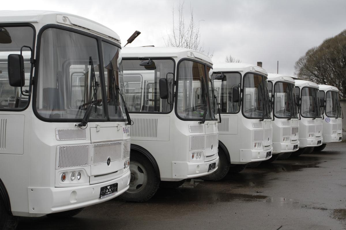 Изменения на маршруте № 7 «п. Роза – п. Первомайский»
